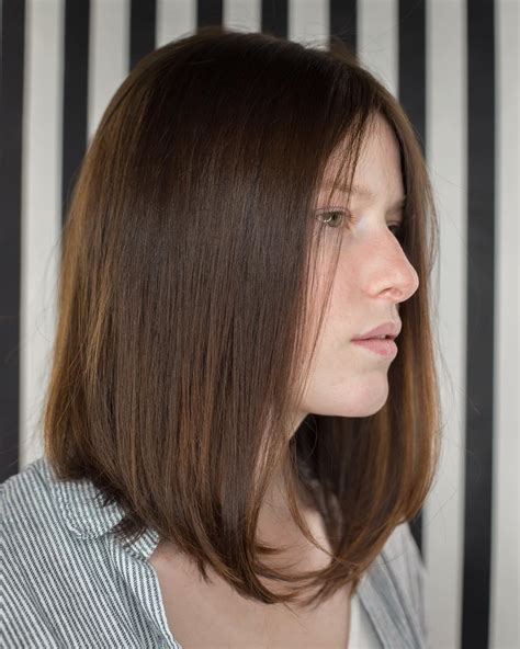 And Brown Bob Hairstyles by 70 Darn Cool Medium Length Hairstyles For Thin Hair