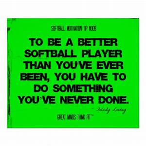 Good Quotes About Softball. QuotesGram