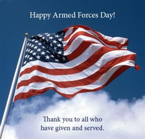 Happy Armed Forces Day Quotes
