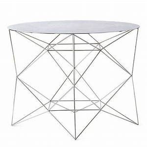 geometric modern furniture the geo side table by west elm With west elm geometric coffee table