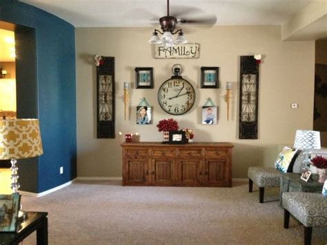 Decorating Ideas For Large Living Room Wall by Two Story Foyer Wall Decor Stabbedinback Foyer Foyer