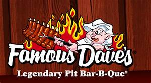 Famous Dave'... Famous Dave S