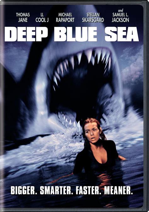 Deep Blue Sea Dvd Release Date