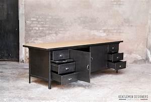 cuisine bois alsace wrastecom With meuble ilot central cuisine 4 comptoir grand ilat central style indus metal bois