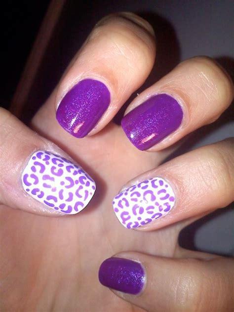 purple nail designs gel nail wraps nail designs mag