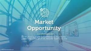 Pitch Deck Market Opportunity  U2013 Presentations Template