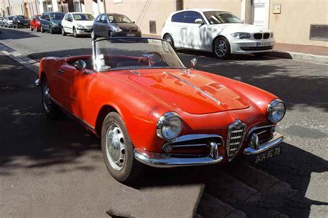 Alfa Romeo Giulia Spider by Alfa Romeo Giulia Spider Une Voiture De Collection