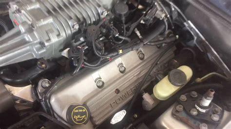 2003 Mustang Cobra Engine by 2003 Mustang Cobra Engine Start Up Terminator