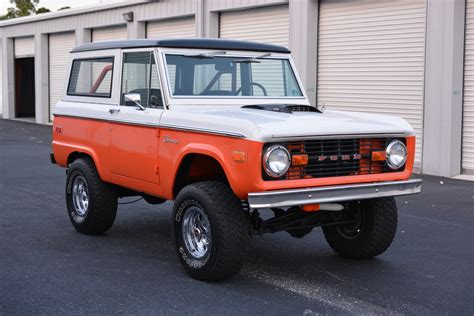 ford bronco  sale    ford cars