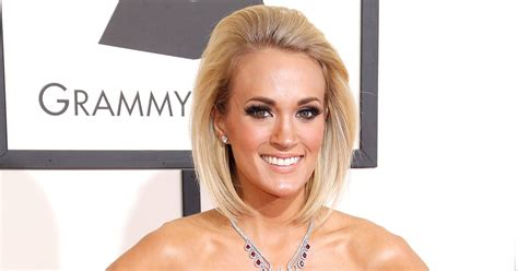 See Carrie Underwood's Teased Bob Hairstyle At Grammys