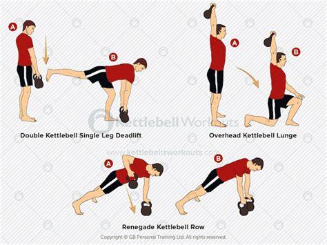 workouts kettlebell mma fighters strength single explosive power leg
