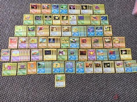 original pokemon cards  hull east yorkshire gumtree