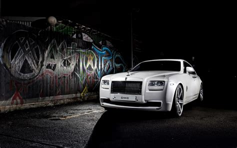 2016 Dmc Rolls Royce Ghost Saranghae 2 Wallpaper