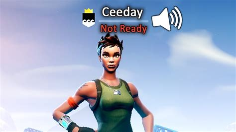 voice changer  ceeday  fortnite youtube