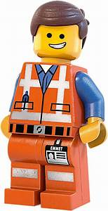 Emmet Lego Movie Decal Removable Wall Sticker Home Decor ...