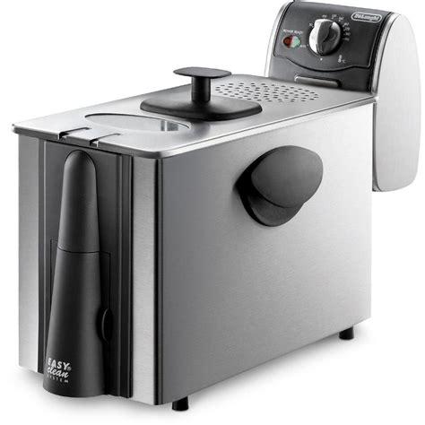 DeLonghi 3 lb. Dual Zone Deep Fryer-D14522DZ - The Home Depot