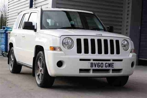 download car manuals 2010 jeep patriot user handbook jeep 2010 60 patriot 2 4 sport 4x4 4wd manual white car for sale