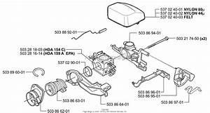 31 Husqvarna Chainsaw Parts Diagram