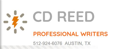 cd reed professional writers facebook