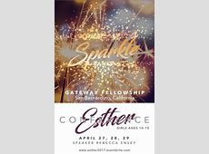 Esther Conference Calvary Apostolic Church