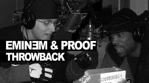 Eminem & Proof Freestyle On Tim Westwood From 1999! (audio