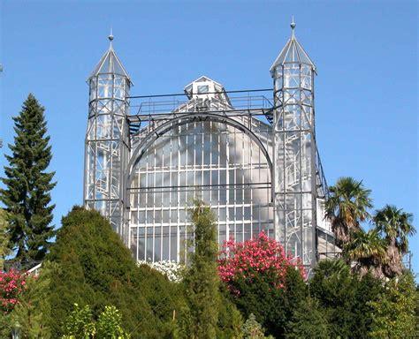 Berlin Botanischer Garten Lichtershow by Mittelmeerhaus Bgbm