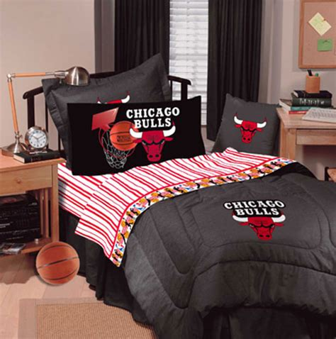 Bedroom Sets In Chicago by Chicago Bulls Nba Sheet Set