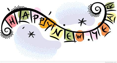 Clip Art Happy New Year