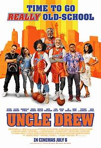Movie poster for Uncle Drew - Flicks.co.nz