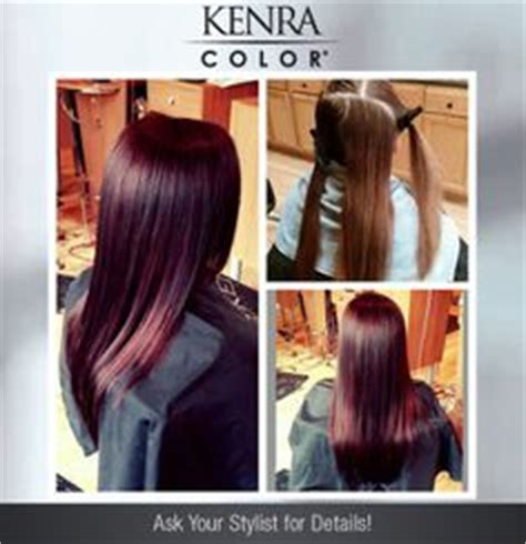 kenra fall color    filled  demi cn