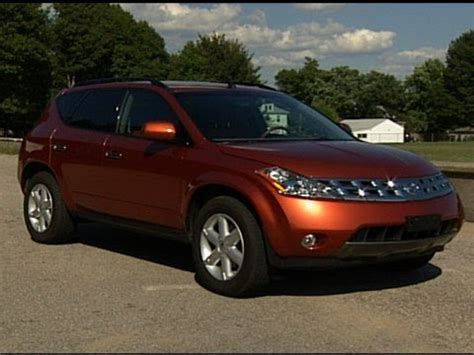 Nissan Murano 2003 Reviews by 2003 2007 Nissan Murano Pre Owned Vehicle Review