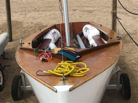 vaurien  port segur calafell sailing dinghies