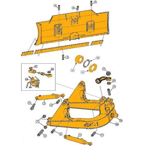 john deere  dozer parts hw part store