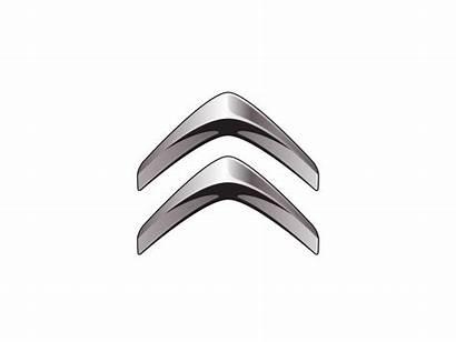 Arrow Citroen Silver Logok Double Logos Clutch