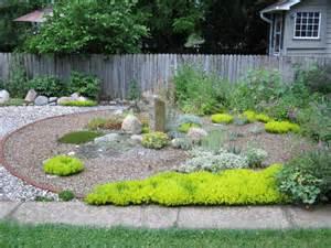 gartengestaltung mit kies gartengestaltung mit kies ideen mit naturstein und gräsern