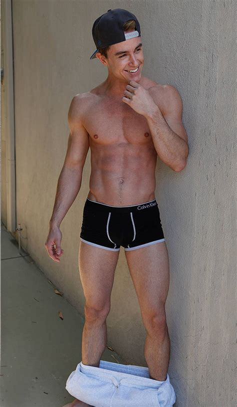 MAN CANDY  Teen Wolf s Ryan Kelley Drops His Tracksuit