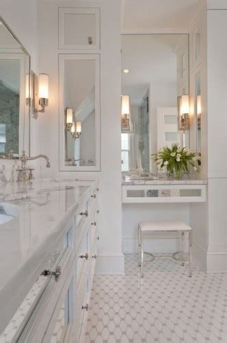 good style bright white bathrooms