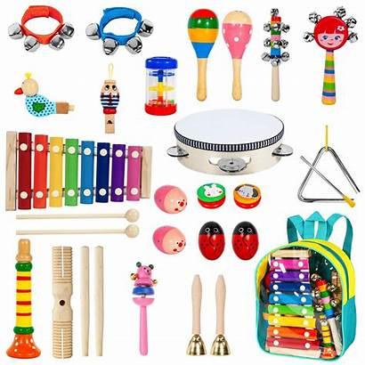 Instruments Musical Preschool