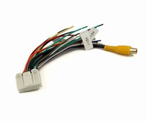 Xtenzi 24 Pin Radio Wire Harness For Pyle Pldn74bt