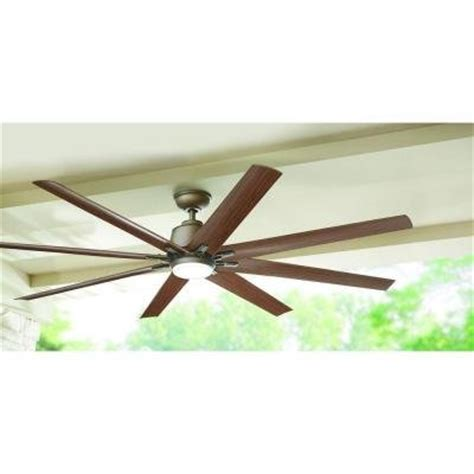 72 inch ceiling fans with lights kensgrove 72 in led indoor outdoor espresso bronze