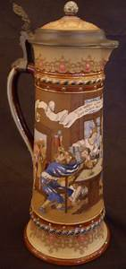 17 Best images about ANTIQUE STEINS & TANKARDS on ...