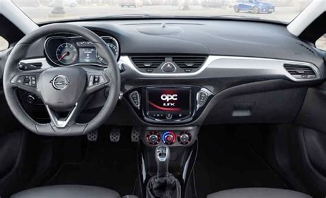 vauxhall corsa inside 2018 new opel corsa release specs price 2018 release