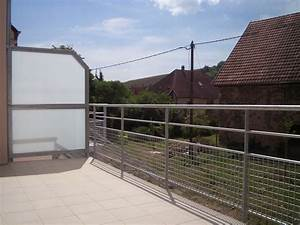Balcon Pare Vue : pare vue ingersheim pare vue balcon jardin terasse ~ Premium-room.com Idées de Décoration