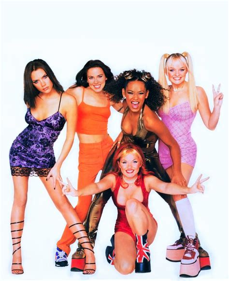 Spice Girls Britain's Greatest Export And Gift To The