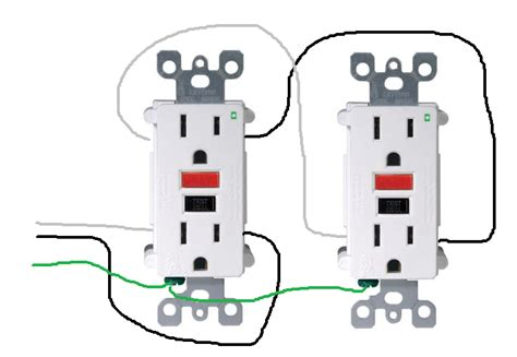 Electrical How Properly Wire Gfci Outlets
