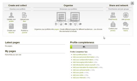 mahara newsletter issn 2230 4045 mahara eportfolio system