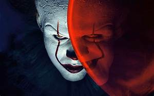 Pennywise The Clown It 2017 Movie 4k, HD Movies, 4k ...