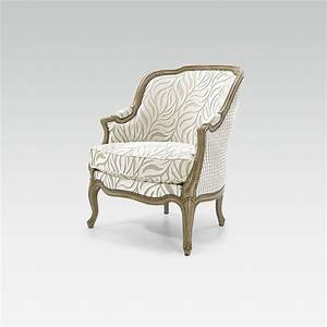 Bergere Chair For Hotel Restaurant Bar Louis XV