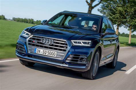 Audi Sq5 2017 Review Autocar
