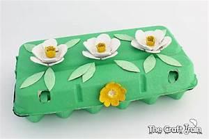 5 manualidades para niños con envases de huevo Pequeocio
